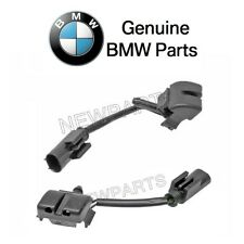 For BMW E46 323i 325i Set Of Front Left & Right Windshield Washer Nozzle Genuine