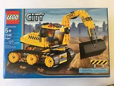 Lego City Digger 7248 Used (complete)