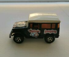 Majorette TOYOTA 4x4 Olympic jumping - 1/36