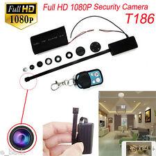 Full HD 1080P Module SPY Camera Video MINI DV DVR Motion w/ Remote Control Hot