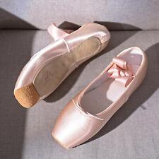 25mm wide FREE P/&P !! Pointe Shoe Ballet Ribbon 3 Metres Nylon Pink//Peach