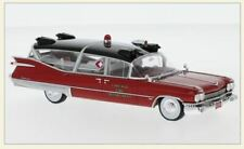 Cadillac Superior Ambulance - Chicago Fire Department - 1959 - Red - Neo
