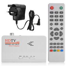 Full HD 1080P HDMI DVB-T/DVB-T2 TV Box Tunner Receiver w/ Remote Control