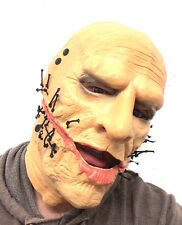 Corey Taylor Vol.5 Mask Latex Halloween Fancy Dress Slipknot Costume Zombie NEW