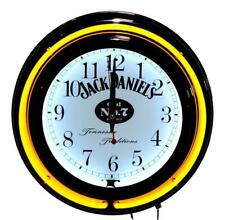 Jack Daniels Neon Clock Wall Clock Lifestyle Lighting