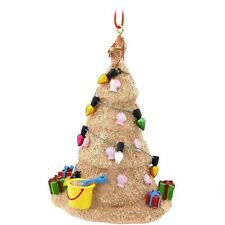 Sand Beach Christmas Tree Midwest-CBK Christmas Hanging Ornament-NEW
