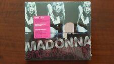 Madonna – Sticky & Sweet Tour CD + DVD EU 9362-49728-4 SEALED Candy Shop