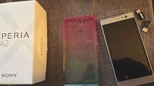 Sony Xperia XA2 - 32GB - Silber (Ohne Simlock) Smartphone (Single SIM)