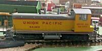 Ho scale  Union Pacific switcher diesel locomotive ds 1870