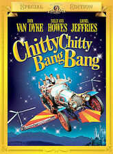 Chitty Chitty Bang Bang (DVD, 2003, 2-Disc Set, Special Edition) Brand New