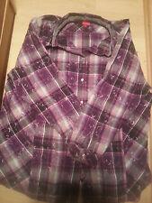 Thea 42 Plus Damen Tunika Bluse Modern Muster Langarm Mehrfarbig in Gr. 52 *TOP*