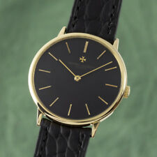 Vacheron & Constantin 18k (0,750) Gold Handaufzug Herrenuhr 39015P VP: 19500 €