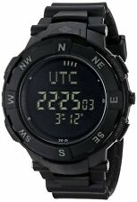 Columbia Venture Mens Compass Watch Black CT009-001 Digital Hiking Backpacking