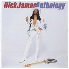 Anthology [Reissue] by Rick James (Bass) (CD, Apr-2009, 2 Discs, Motown)