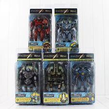 Pacific Rim Figuren Jaeger Mark 1 - 5 Action Sammler Film DVD Roboter Figur OVP