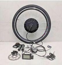 """2in1 E-Bike COMPLETE kit 36V/48V/60V 250w -1500w 26"""" /27.5""""/ 700c/ 29ER wheel"""