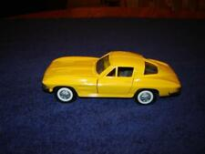 Majorette 1963 Corvette Sting Ray 1/32 Scale EX to Near Mint Condition Majorette