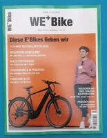 WE + Bike Nr.2  2020 (E)Bike Trends 2020 Neu + ungelesen 1A  absolut TOP