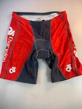 Champion System Womens Performance Blade Tri Triathlon Shorts Xlarge Xl (6545-3)