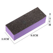 Sanding Sponge Nail File Buffer Block for UV Gel Polish Nail Art Manicure Lot