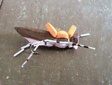1 Dozen (12) Pink Morrish Hopper size 8 fishing flies [K3B]