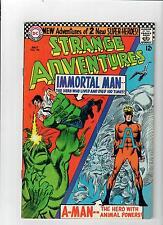 STRANGE ADVENTURES #160 Grade 9.0 Silver Age DC! 1st ANIMAL MAN IN COSTUME!