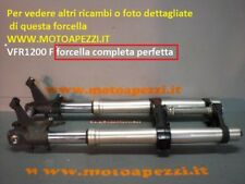 Forcella HONDA VFR 1200 sterli foderi Fork gabel plates good  MOTOAPEZZI.IT