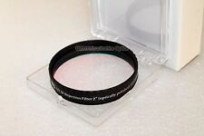 "Baader 2"" UV / IR Rejection filter for CCD , webcam imaging 2459210 Boxed"