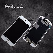 Display für iPhone 6S LCD mit RETINA Glas Scheibe VORMONTIERT - WEISS - WHITE -
