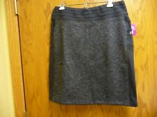 "Skirt Sports ""Toasty Cheeks"" Cold Weather Knee Length Maxi Skirt Size Large"