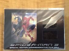 Spider-Man 3 Special Edition Commemorative Film Cell Mint