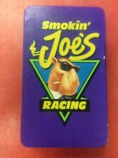 Vintage 1994 Smokin' Joe's Racing Tin Metal Box, R.J. Reynolds Tobacco Co.