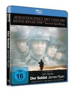Blu-ray/ Der Soldat James Ryan - mit Tom Hanks & Matt Damon !! Wie Nagelneu !!