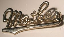 Mother Vintage Lapel Pin Tie Tack mom ma mama madre gift