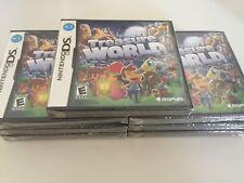 Treasure World (Nintendo DS, 2009) DS NEW