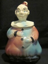 American Bisque Clown Cookie Jar
