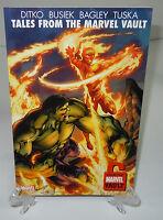 Tales From The Marvel Vault Dr Strange Hulk Torch Marvel Comics TPB Brand New