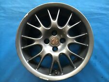 "MG F/TF 16"" Hairpin Multispoke Alloy Wheel, GREY (Seller Ref: #002) RRC110460"