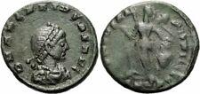Arcadius nummus Heraclea 388-392 salvs REI PVBLICAE victoria Ric 26 C 2-Rare