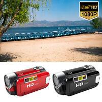 Camcorder Digital Video Camera 1080P HD 16x Zoom DV AV Night Vision Camera