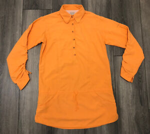 Columbia Women's PFG Omni Shade Shirt Long Sleeve Vented, Size Small