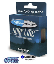 FILO SURFCASTING SPEEDMASTER SHIMANO 0,40 / 500 MT