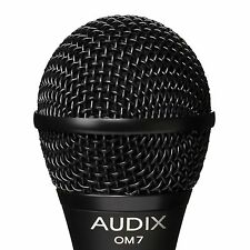 NEW Audix OM7 Dynamic Vocal Microphone OM-7