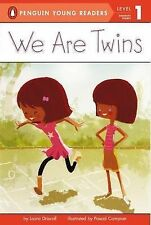 We Are Twins (Turtleback School & Library Binding Edition) (Penguin Young Reade