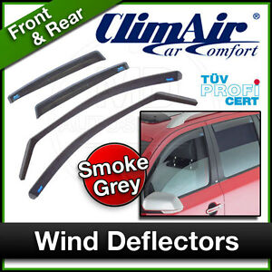 CLIMAIR Car Wind Deflectors BMW MINI COUNTRYMAN 5 Door 2010 to 2017 SET