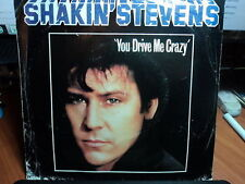 "Shakin' Stevens ""You Drive Me Crazy"" Classic Oz PS 7"""