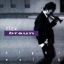 Night Walk by Rick Braun (CD, May-1994, Rhino (Label))