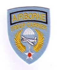 """WWII - AB TROOP CARRIER """"Variante"""" (Reproduction)"""