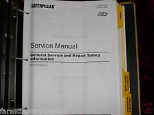 Caterpillar 330B & 330BL Excavator Service Manual