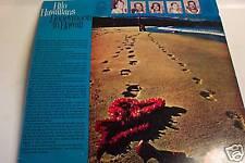 Vintatage Hilo Hawaiians Honeymoon Hawaii Record Album